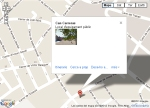Clica a sobre per accedir a Google Maps